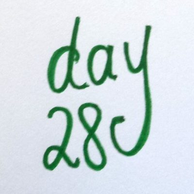 My 30-Day Yoga Challenge: Day 28